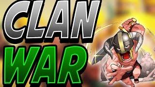 CLAN WAR #1| Clash Of Clans