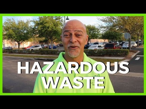 Household Hazardous Waste Event scheduled for March 17th