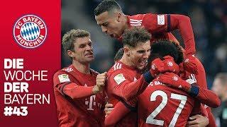 Sandro Wagner sorgt für Lacher, Chris Richards fest verpflichtet | Die Woche der Bayern | Ausgabe 43