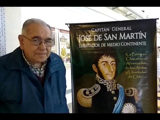 Muestra Sanmartiniana en La Cumbre