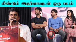 One More Movie with Atharvaa – Director Kannan's Next Announcement