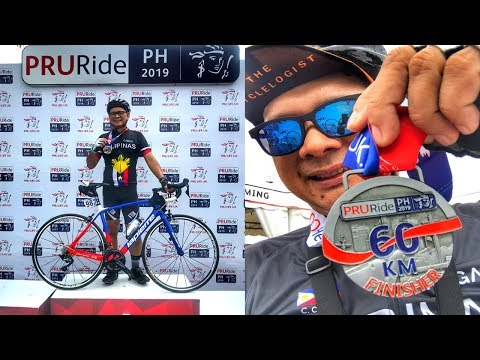 POV | 2019 PRURide 60 Kms Grand Fondo (Subic to Morong, Bataan and Back)