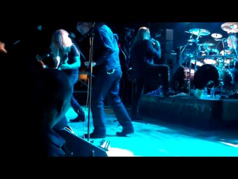 Saxon Call To Arms Tour  2011 Live In Baltimore, MD
