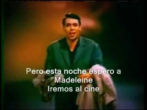 Jacques Brel - Madeleine subtitulada en español