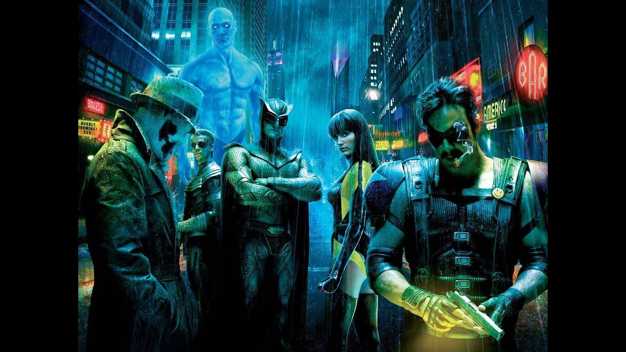 will we see a watchmen 2 amc movie news