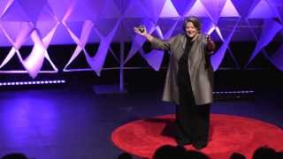 Where does 'here' end and 'there' begin?: Peg Chemberlin at TEDxTC