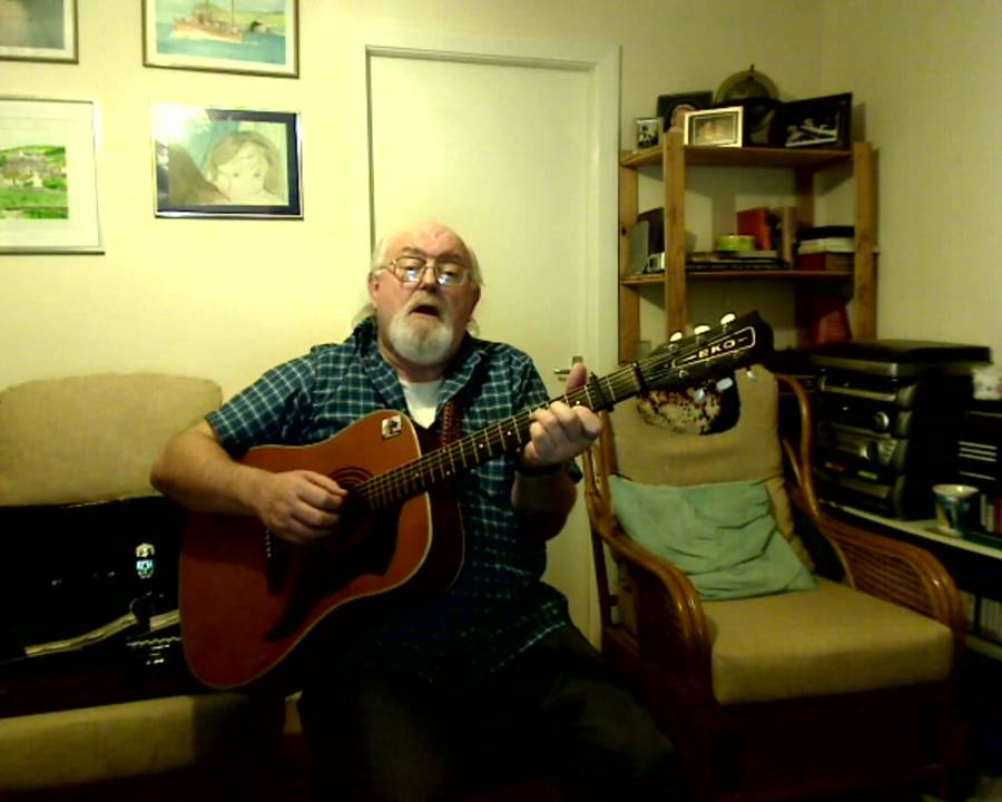 Harmonica and Guitar: Shenandoah (Including lyrics and chords) - YouTube