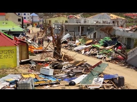 The Forgotten Americans: Why Did U.S. Media Ignore U.S. Virgin Islands Devastated by Irma?