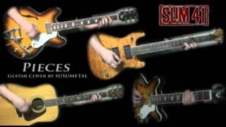 Sum 41 - Pieces (Guitar Cover ★ Electric & Acoustic)