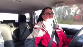 2019 4Runner SR5 4x4 Review & Test Drive