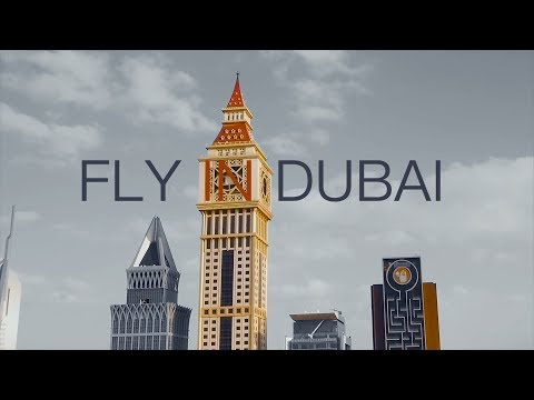 FLY in DUBAI 2018 [ Aeromotus Films ]