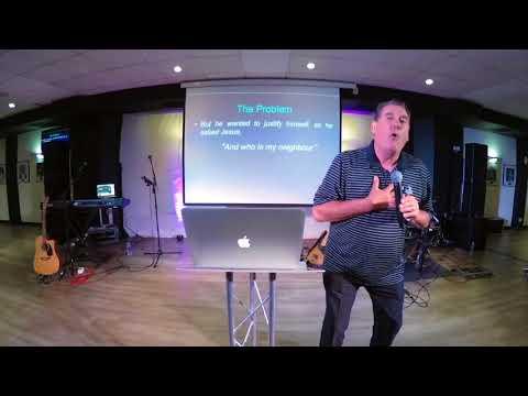 Sunday 24th September - Dr Allan Meyer