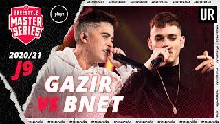GAZIR VS BNET | FMS España | Jornada 9 FINAL