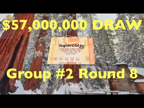 $57,000,000 Super Lotto Plus Entry!! - Keph Group #2 Round 8