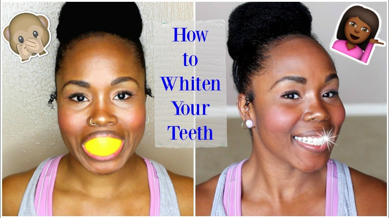 How To Whiten Teeth At Home Fast Best Whitening Kit Home