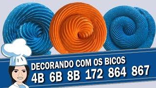Bicos 4B 6B 8B 172 864 867 – Conhecendo Bicos com Zequinha