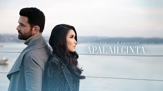Download lagu Ayu Ting Ting x Keremcem - Apalah Cinta (Official Music Video)