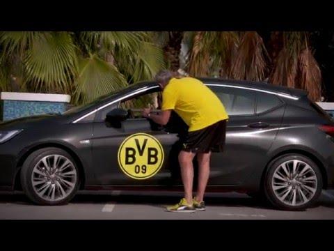 Opel ASTRA Challenge: Julian Weigl vs. Pascal Stenzel