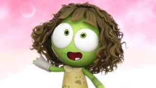 Spookiz | Zizi's New Hair | NEW Season 3 | 스푸키즈 | Funny Cartoon | Kids Cartoons | Videos for Kids