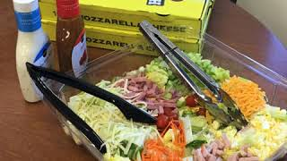 Office Fun Clip-Thank You Lunch From Freepoint