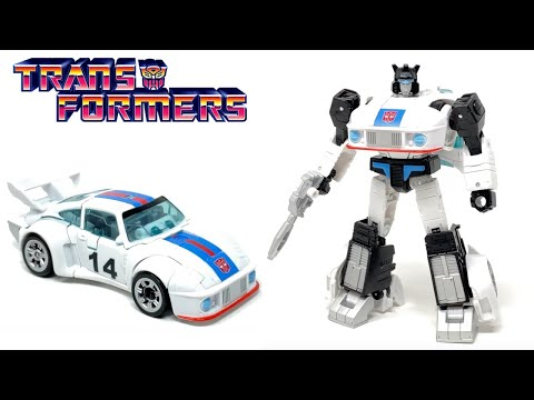 Transformers Studio Series 86 Deluxe Class JAZZ Review