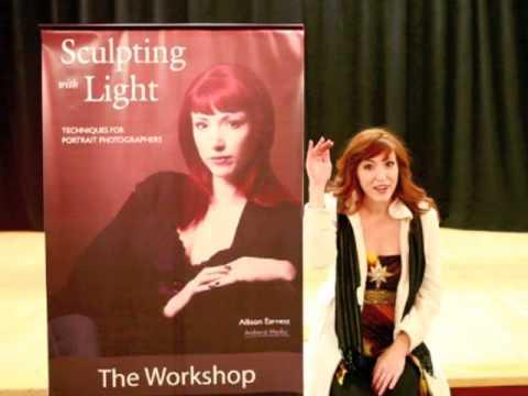 Allison Earnest Sculpting With Light Workshop Summ...