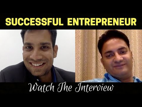 How to Become a Successful Entrepreneur/NITIN SONI in Conversation with Sandeep Soni