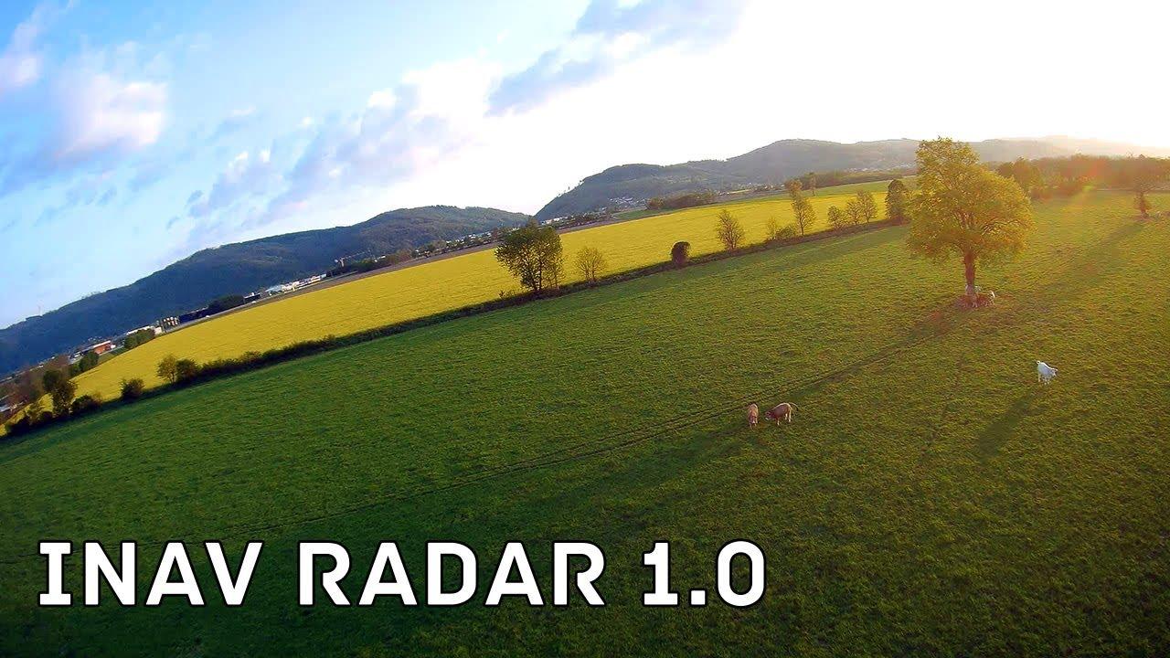 Discussion iNav Radar, ESP32 LoRa modems - RC Groups