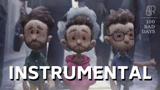 AJR - 100 Bad Days (INSTRUMENTAL) Video