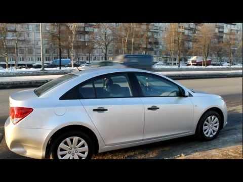 Получение Chevrolet Cruze от Феникса! Москва. 16.12.2012