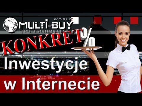 Inwestycje MultiBuy World Polska Jak kupić paczki - przelew PLN karta bitcoin BTC instrukcja PL