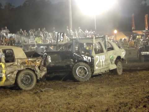 Brown County demolition Derby SS Class