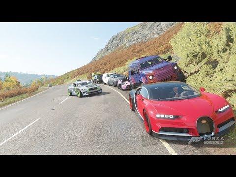 【Forza Horizon 4】ライブ実況#17 | らくしげ thumbnail