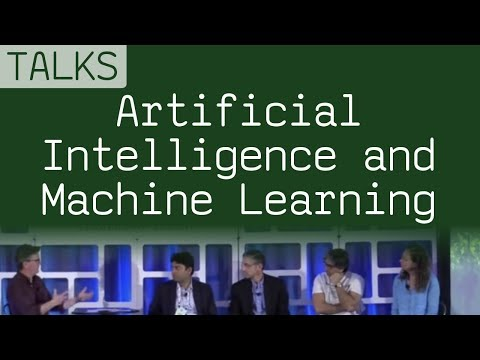 Panel: Artificial Intelligence and Machine Learning