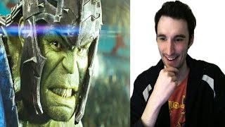 Реакция на трейлер ( Тор 3 Рагнарёк | THOR 3 RAGNAROK Reaction 2017 )