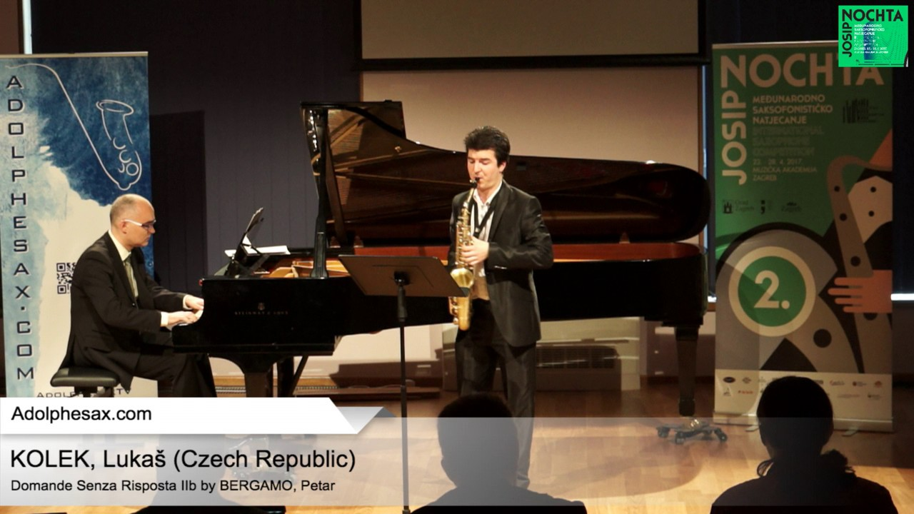 Domande senza risposta IIb by Petar Bergamo –  KOLEK, Lukas Czech