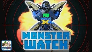 Mech X4: Monster Watch - Defend Bay City With The Mysterious Giant Robot (Disney XD Games)