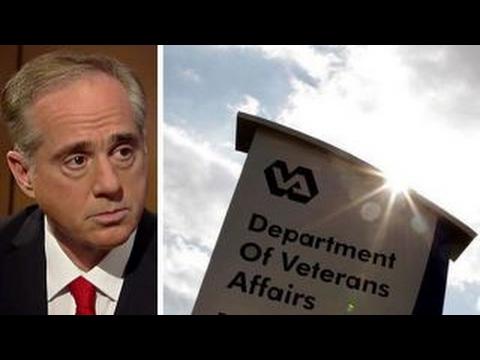 VA Secretary David Shulkin talks efforts to improve system