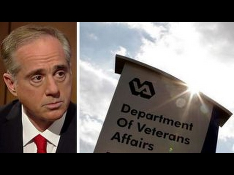 VA Secretary David Shulkin talks efforts...