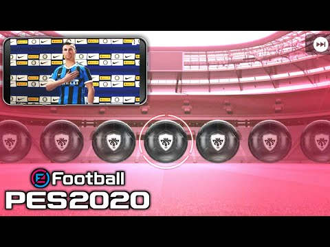Leaked Boxdraw Opening in Pes 2020 Mobile || New Player Signing animation in Pes 20 Mobile