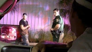 Telling A Cop I