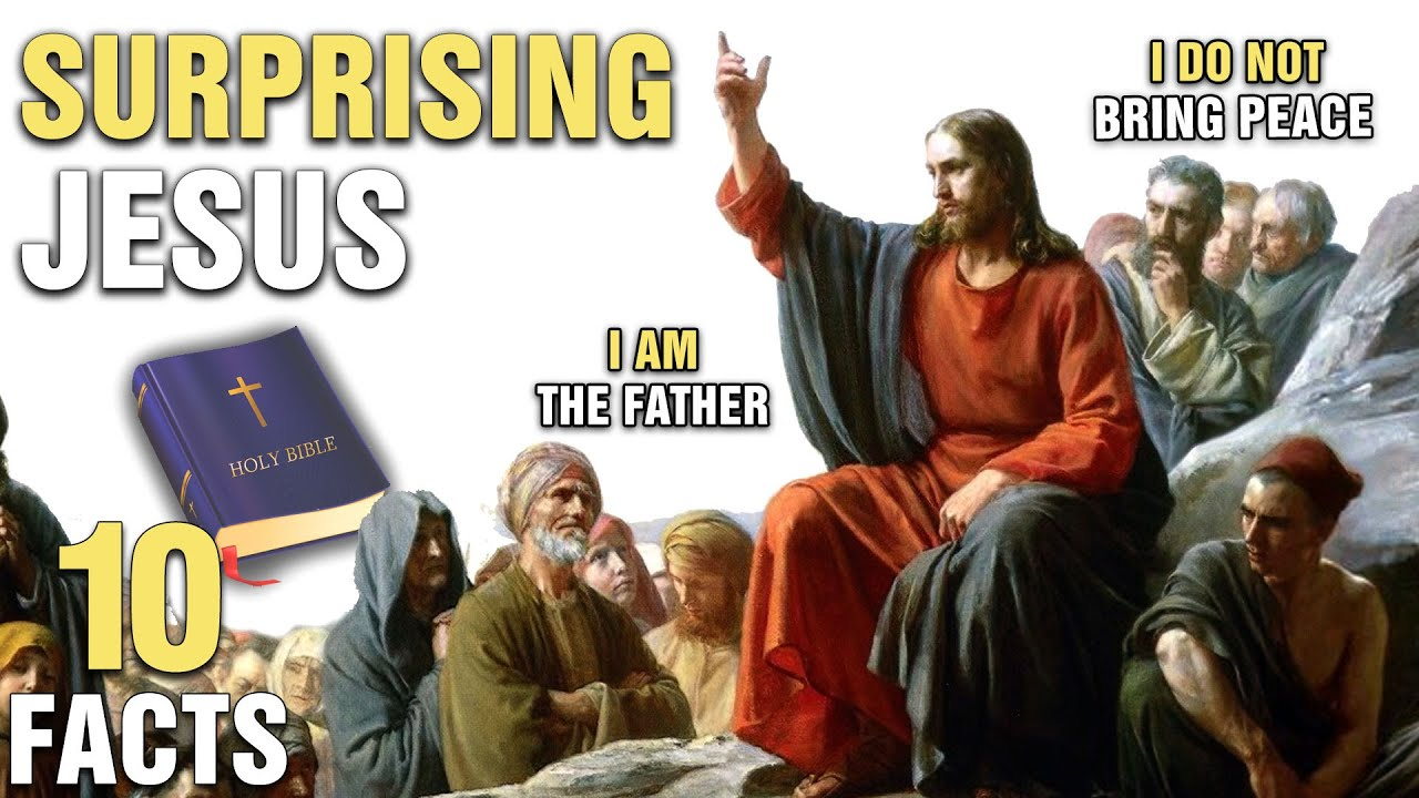 10 Surprising Things Said By Jesus In The Bible