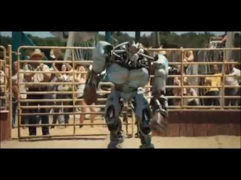 Eminem - Till I Collapse (real steel version)
