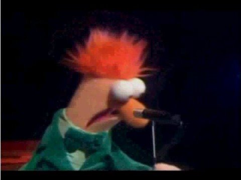 a muppet death metal special by beaker & mike007seegers