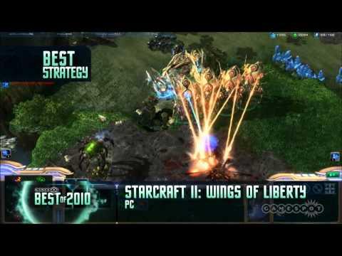 Best Strategy Game 2010 Winner