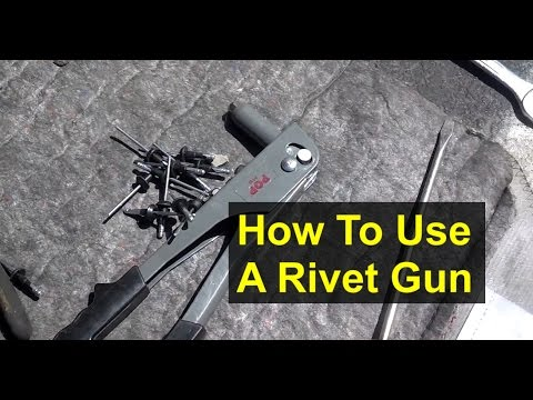 Pop Rivet Gun What Size Rivet To Use Funnycat Tv