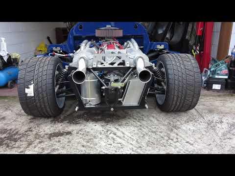 Repeat Ultima GTR Chevrolet V8 Engine Sound by 19Bozzy92