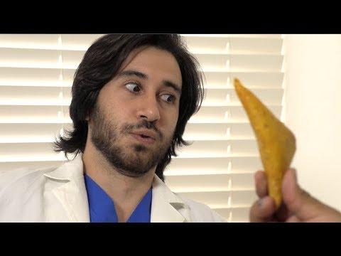 Empanadas ilegales en el consultorio | Doctor Negrete