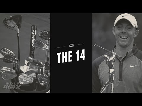 The 14 – Rory McIlroy – 2019 Players Championship Winning Clubs