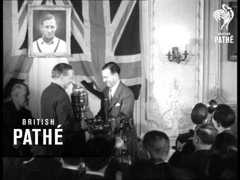 Len Hutton Sportsman Of The Year (1953)